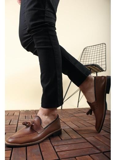Oksit Ayakkabı Camel
